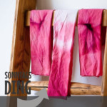 Sonntagsding: Tie Dye- Top 4 Wickel und Färbetutorials