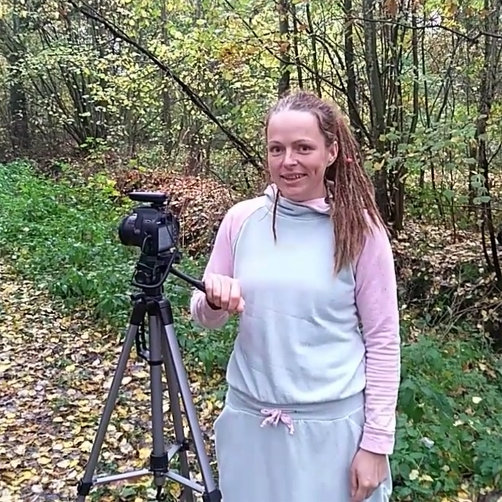 SonntagsDing mit ManjiPuh - Tipps zum Fotografieren mit Stativ