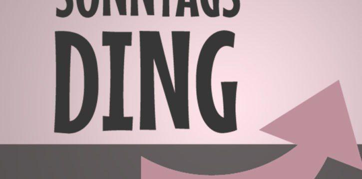 SonntagsDing: Richtig ausmessen