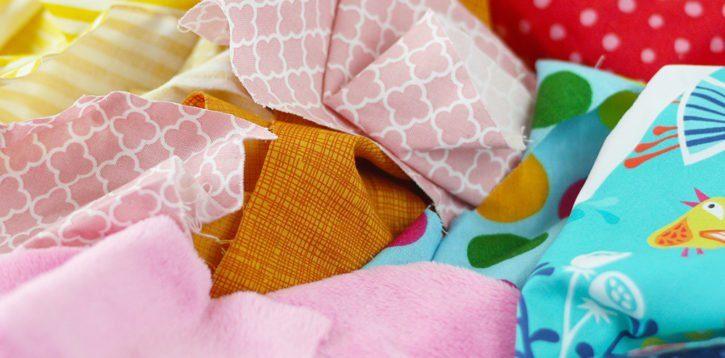 SonntagsDing: 3 schnelle Nähprojekte aus Stoffreste nähen