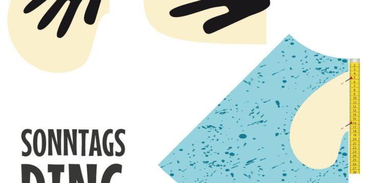 SonntagsDing: Tutorial für Taschen in der Seitennaht
