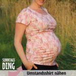 Sonntagsding: Mama-Shirt nähen