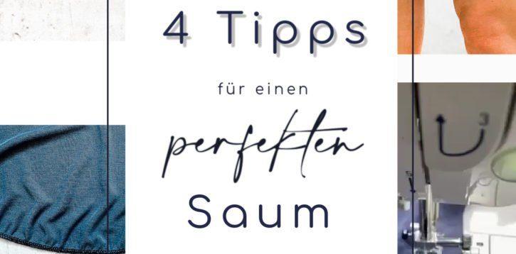 SonntagsDing: 4 Tipps für einen perfekten Saum